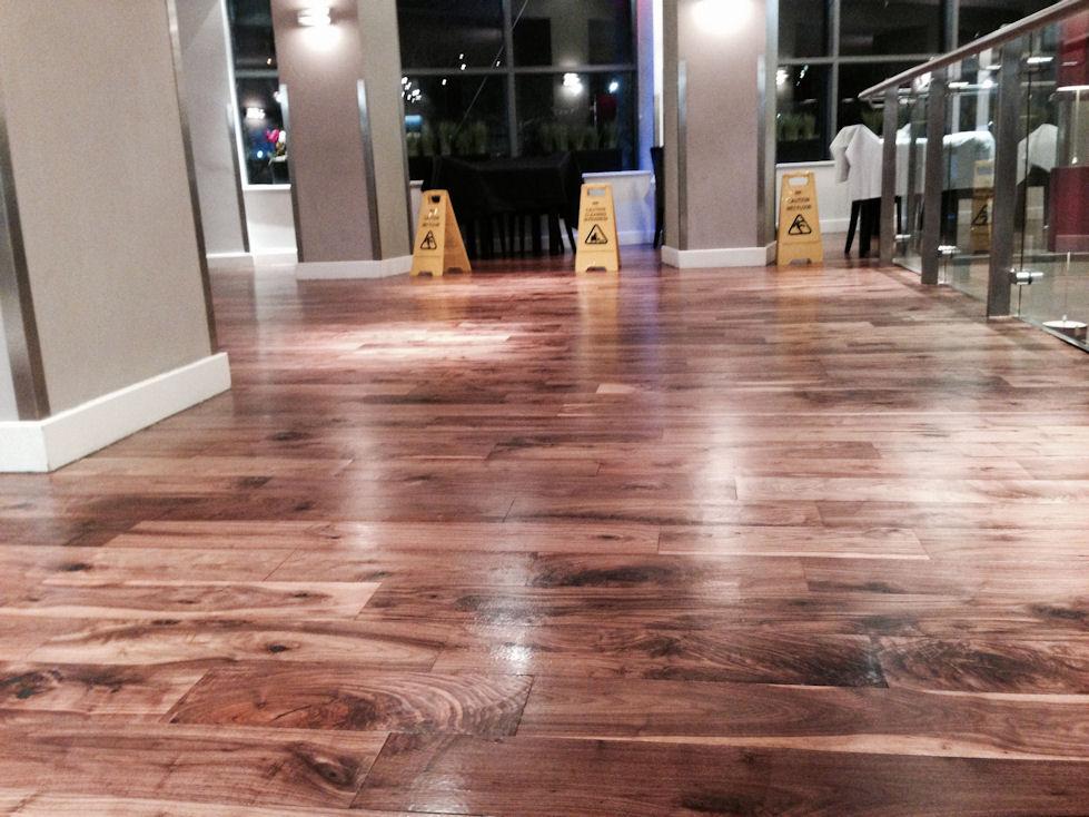 Commercial Wood Floor Sanding Bristol