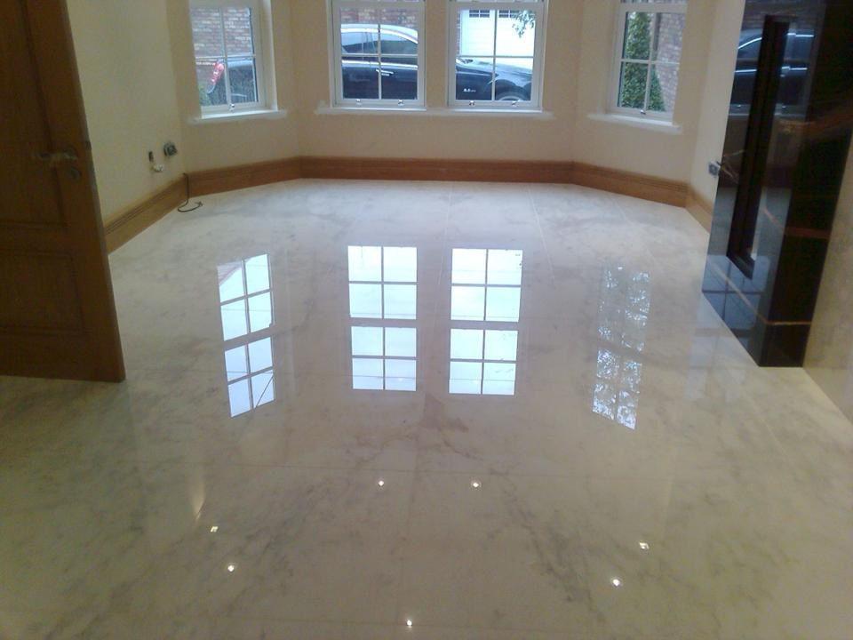 Stone, Wood and Concrete Floor Polishing Bristol